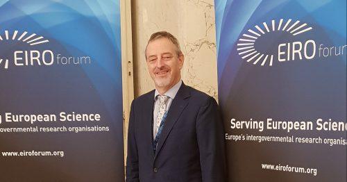 Tony Donné at ICRI 2018