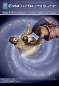 ESA-ESO WG report on Galactic Populations, Chemistry and Dynamics (June 2008)