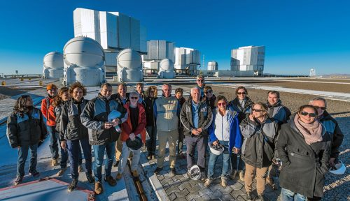 EIROforum DG Autumn Assembly 2016, Paranal Observatory (ESO), Chile