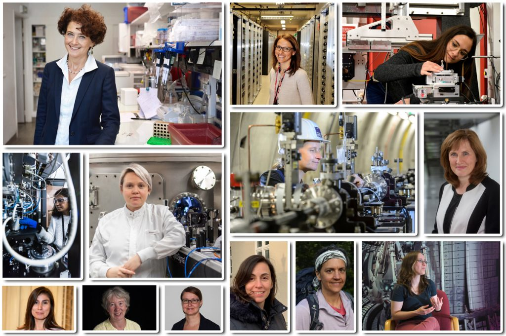 On the occasion of the annual International Day of Women and Girls in Science, leading female scientists from the EIROs share their experiences and inspire next generations.