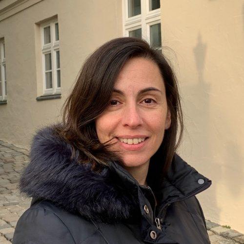 Evanthia Hatziminaoglou, Scientist (ESO)