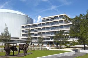 Institut Laue Langevin (ILL) in Grenoble