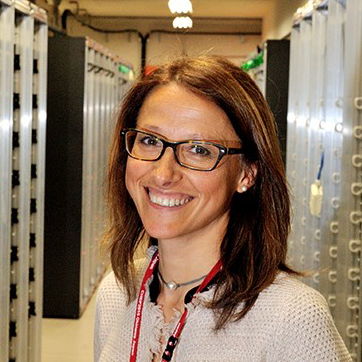 Maite Barroso Lopez, Engineer (CERN)