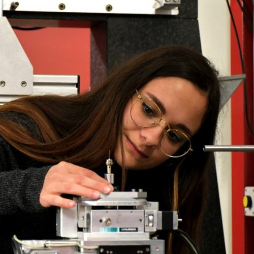 Michela La Bella, PhD Student (ESRF)