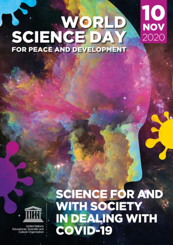 World science day for peace and development 2020 visual